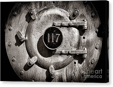 117 Canvas Print by Olivier Le Queinec