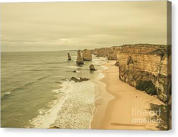 12 Apostles Morning Landscape Canvas Print by Jorgo Photography - Wall Art Gallery