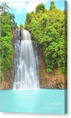 Waterfall Canvas Print by MotHaiBaPhoto Prints
