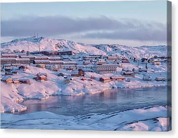 Ilulissat - Greenland Canvas Print