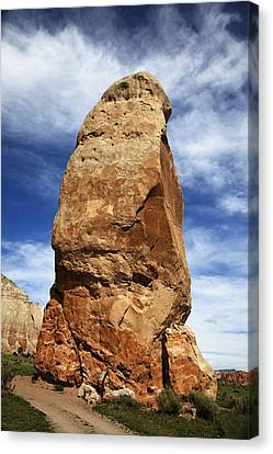 Kodachrome Basin Canvas Print by Mark Smith