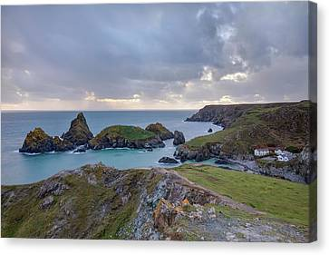 Canvas Print - Kynance Cove - England by Joana Kruse