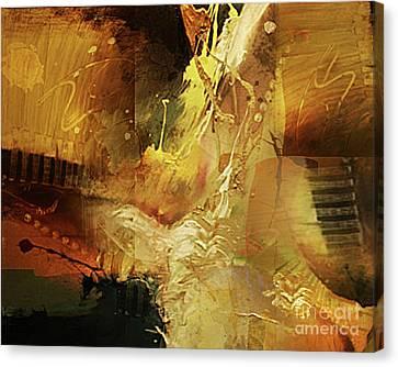Untitled Canvas Print by Angelina Cornidez