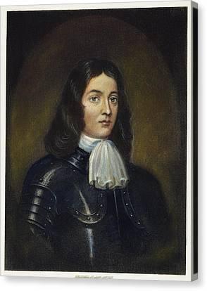 William Penn (1644-1718) Canvas Print by Granger