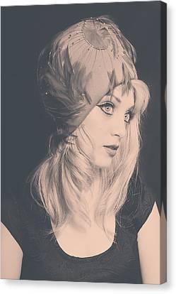 1394-2 Canvas Print by Teresa Blanton