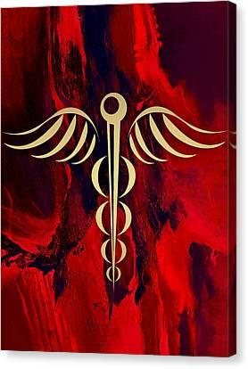 Doctors Collection Canvas Print