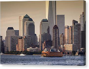 New York  Canvas Print by Juergen Held