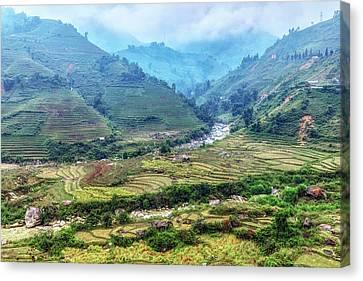Sapa - Vietnam Canvas Print