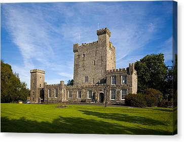 Co. Clare Canvas Print - 1467 Knappogue Castle, Renovated by Panoramic Images