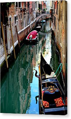 Venice Canvas Print by Barbara Walsh