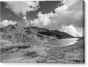Asia Canvas Print - Elephant Lake, Kupup Valley, Sikkim, India by Rudra Narayan Mitra