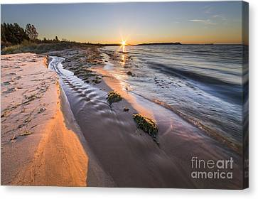 National Lakeshore Canvas Print - Good Harbor by Twenty Two North Photography
