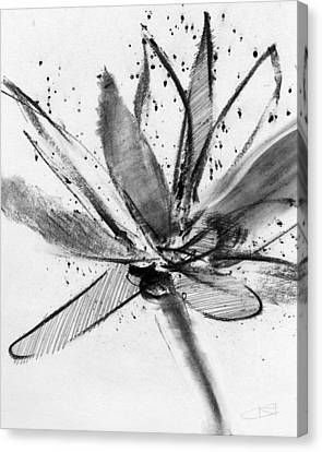 Summer Flowers Canvas Print - Rcnpaintings.com by Chris N Rohrbach