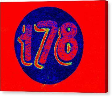 178 Santiago Canvas Print by Funkpix Photo Hunter
