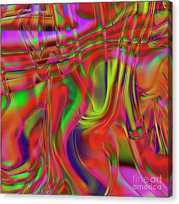 1799 Abstract Thought Canvas Print