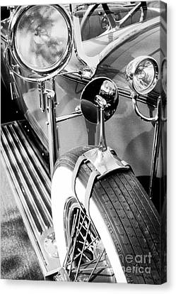 1907 Rr Silver Ghost - The 57 Millions Dollar Car Canvas Print by Paul W Faust -  Impressions of Light