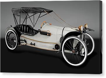 1913 Imp Cyclecar  -  1913impcyclecargry171742 Canvas Print