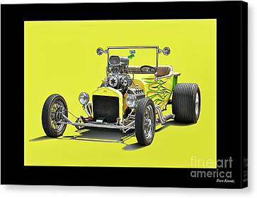 1923 Ford Roadster Pickup Canvas Print