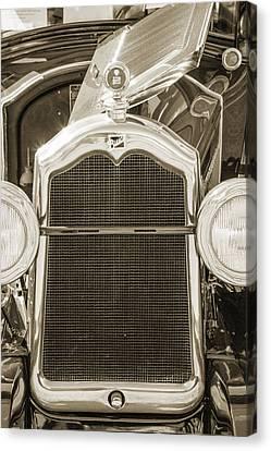 1924 Buick Duchess Antique Vintage Photograph Fine Art Prints 110 Canvas Print by M K  Miller