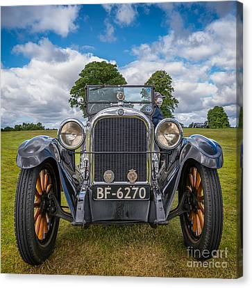 1925 Dodge Canvas Print by Adrian Evans
