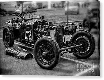 1926 Gn Parker Canvas Print by Adrian Evans