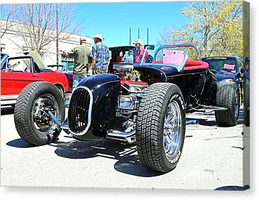 1927 Ford Roadster Canvas Print by Blaine Nelson