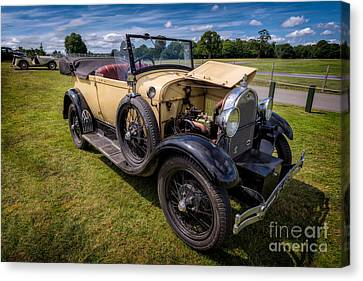 1928 Ford Model A  Canvas Print by Adrian Evans