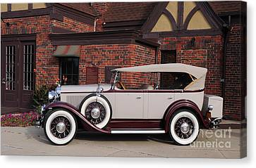 1930 Buick Phaeton Canvas Print