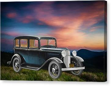 1932 Ford Canvas Print