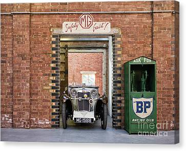 1932 Mg Canvas Print by Tim Gainey