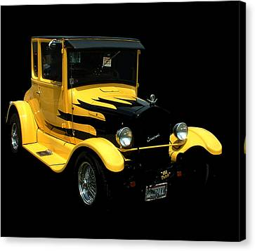 1933 Model T Ford Canvas Print by Kathleen Stephens