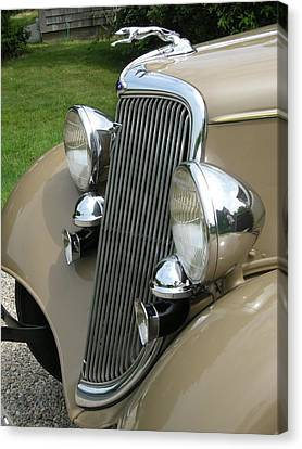 1934 Ford Phaeton Canvas Print