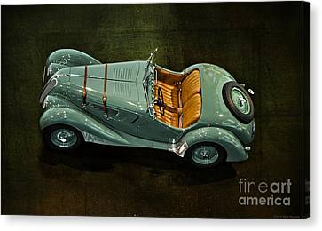 1936 Bmw 328 Roadster Canvas Print