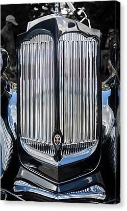 1936 Packard Twelve Tailback Speedster Canvas Print