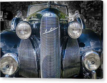 1939  Lasalle Covertable Sedan Canvas Print