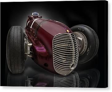 1939 Maserati 8ctf Indy Racer Canvas Print