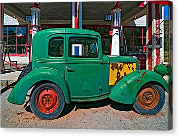 1940 Bantam Coupe Canvas Print by Steve Harrington