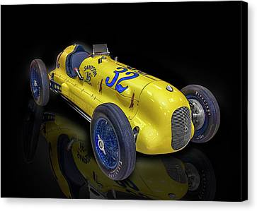 1940 Sampson Special Canvas Print by Gary Warnimont
