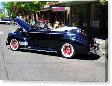 1941  Chevrolet Convertable Canvas Print