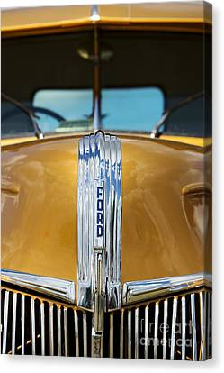 1941 Ford Pick Up  Canvas Print by Tim Gainey