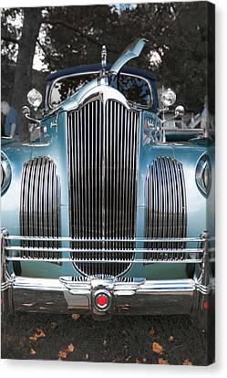 1941 Packard 120 Convertable Sedan Canvas Print