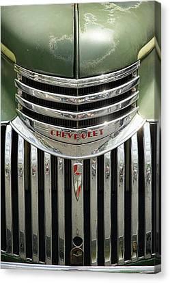 1946 Chevrolet Pick Up Canvas Print by Gordon Dean II