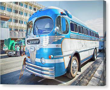 1946 Greyhound Canvas Print