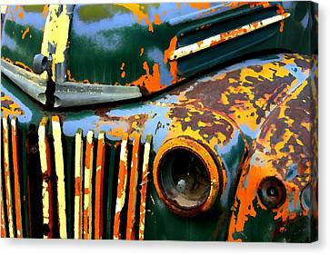 1947 Ford Canvas Print by Jeff Gibford