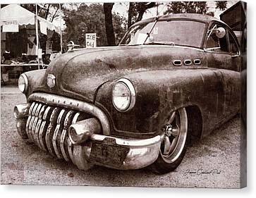 1950 Buick Special Jetback Deluxe Canvas Print