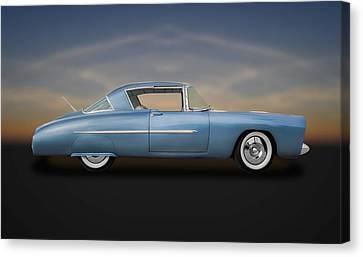 1950 Leo Lyons Ultra Modern Merc  -  50umm3-2 Canvas Print