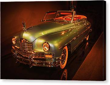 1950 Packard Super Eight  Convertible  Canvas Print