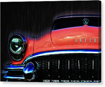 1950s Buick Canvas Print