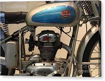 1951 Fb Mondial 125cc Turismo . 5d16993 Canvas Print