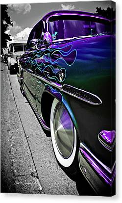 1953 Ford Customline Canvas Print